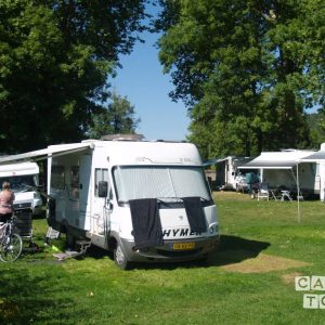 Hymer camper uit 2001
