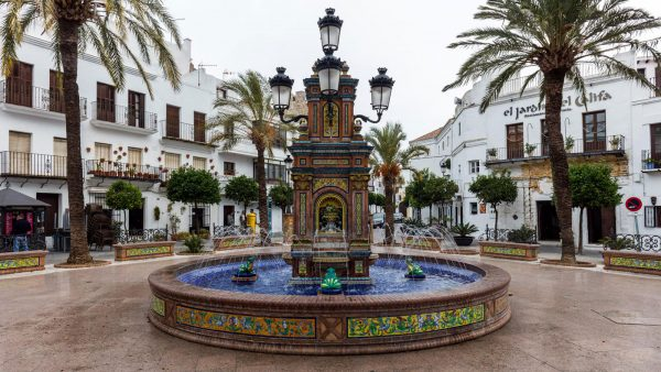 Single Reis wandelen Andalusië, Cadiz en Sevilla 8 dagen