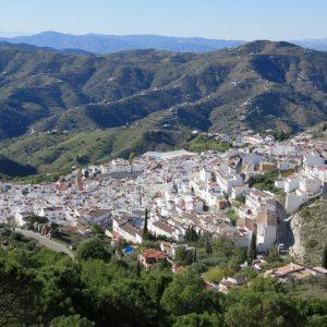 Single Reis wandelen Andalusië Semana Santa Special 8 dagen