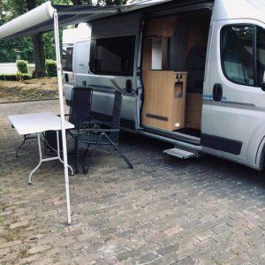 Adria camper uit 2009